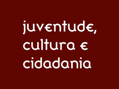 juventude, cultura e cidadania